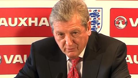 England boss Roy Hodgson explains World Cup squad selection