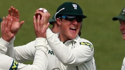 Worcestershire's teenage batsman Tom Kohler-Cadmore