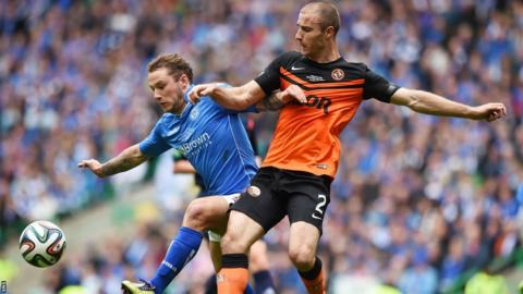 Stevie May and Sean Dillon