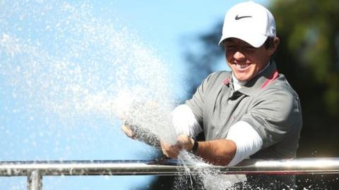 Rory McIlroy wins PGA Championship at Wentworth