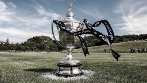 The Camanachd Cup