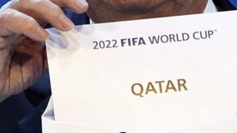 Qatar named as World Cup 2022 host