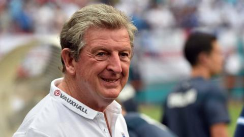 World Cup 2014: Roy Hodgson happy England leave Miami unscathed