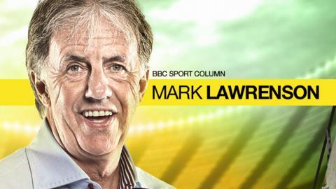 BBC Sport expert Mark Lawrenson