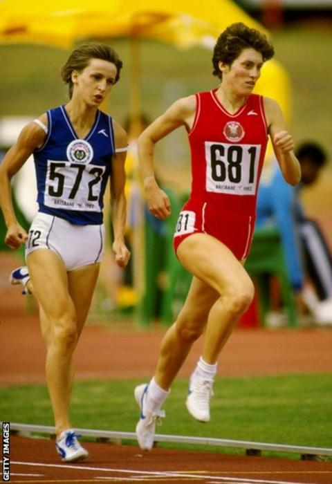 Brisbane 1982: Kirsty McDermott won 800m gold with Scotland's Anne Clarkson securing silver.