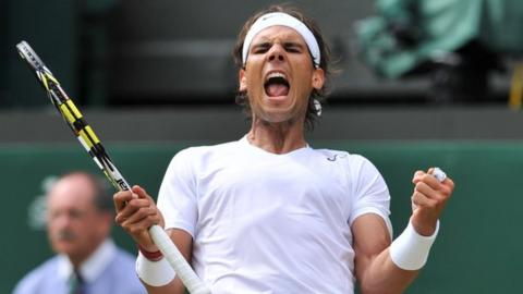 Wimbledon 2014: Rafael Nadal ensures no Lucas Rosol repeat
