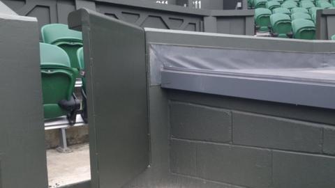 Wimbledon gate