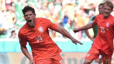 Netherlands through to quarter finals after injury time drama