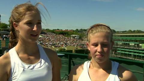Holly Hutchinson and Emily Arbuthnott