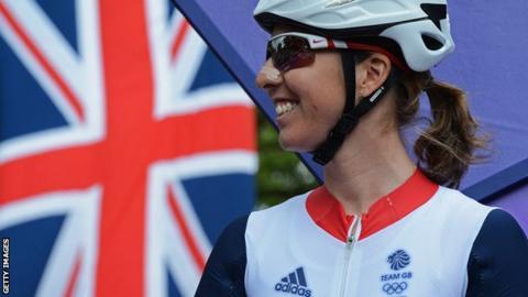 Britain's Nicole Cook