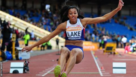 England's Morgan Lake will miss the Commonwealth Games