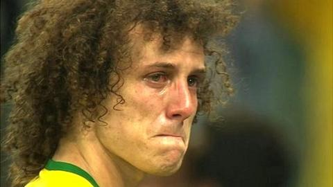 World Cup 2014: Brazilians tears at full time whistle