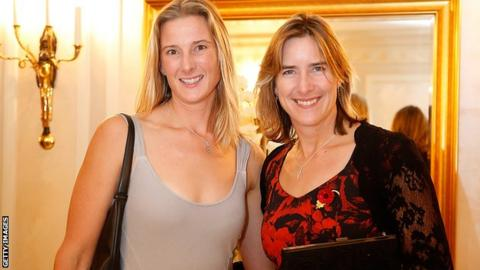 Sarah Winckless and Katherine Grainger