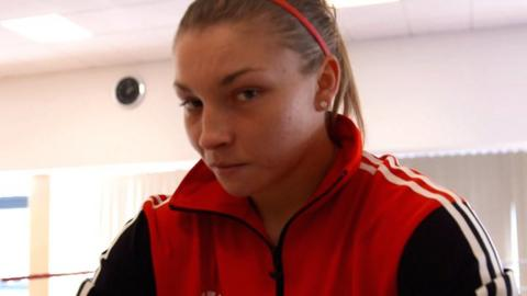 Glasgow 2014: Former footballer Lauren Price targets boxing gold