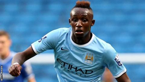 Seko Fofana of Manchester City