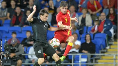 New Tottenham defender Ben Davies already has 10 Wales caps at the age of 21