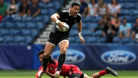 Glasgow 2014: New Zealand beat Canada 39-0 in sevens