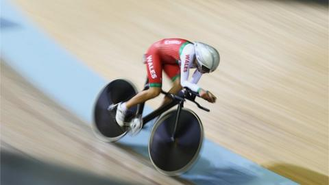 Glasgow 2014: Elinor Barker bronze as Edmondson wins 10km scratch