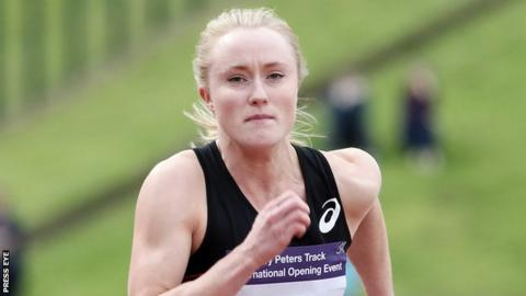 Amy Foster will be in action at the Commonwealth Games