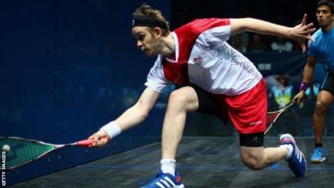 England's James Willstrop