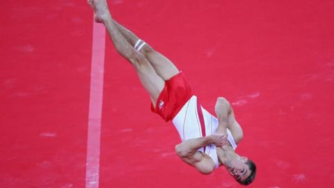 Glasgow 2014: Max Whitlock dominates the gymnastics for England