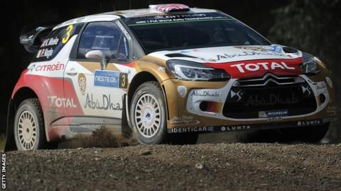 Kris Meeke was seventh in the last round at Rally Poland