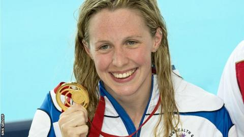 Hannah Miley won two medals at the Commonwealth Games