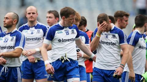 Monaghan's Championship campaign ended in a 14-point quarter-final defeat by champions Dublin at Croke Park