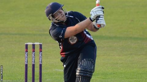 Richard Levi of Northants