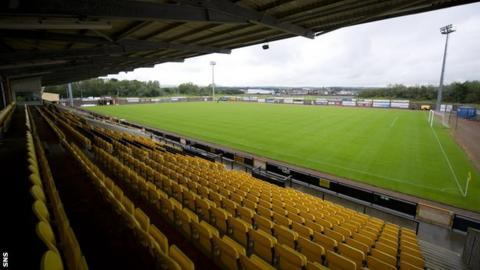 New Bayview Stadium, Methil