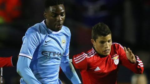 Devante Cole has yet to play a first-team game for Manchester City