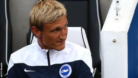 Brighton boss Sami Hyypia