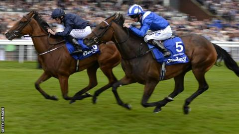Tapestry and Taghrooda