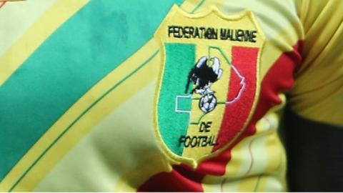 The Mali Football Federation logo