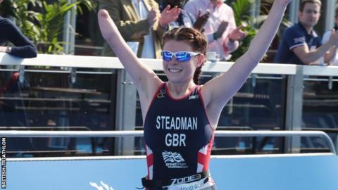 Lauren Steadman