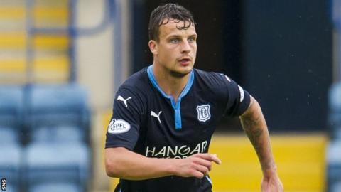 Kyle Benedictus has joined Alloa on a season-long loan.