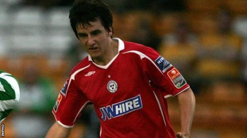 Glenavon sign former Shelbourne striker Darren Forsyth