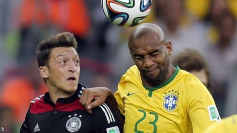 Brazil defender Maicon