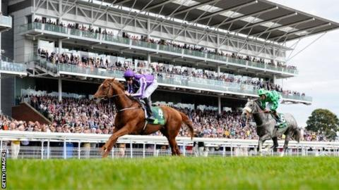 Australia beating The Grey Gatsby at York in August