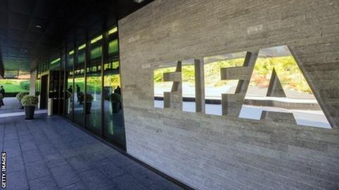 Fifa headquarters in Switzerland