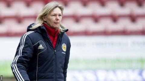 Anna Signeul is aiming to lead Scotland to victory in her native Sweden.