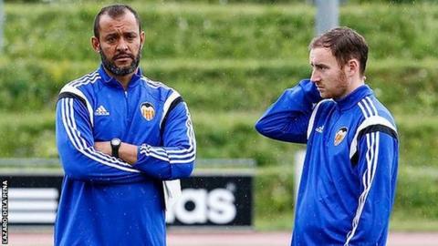 Nuno Santo and Ian Cathro
