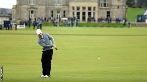 Rory McIlroy was voted PGA Player of the Year earlier this week