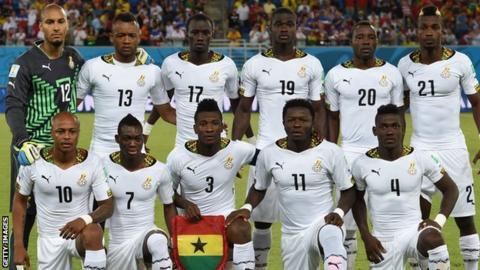 Ghana national football team