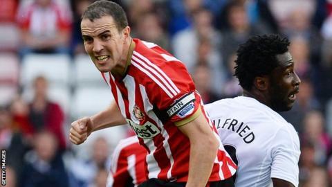 John O'Shea, Sunderland captain
