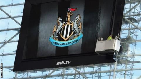 Newcastle big screen