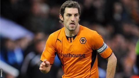 Wolves skipper Sam Ricketts