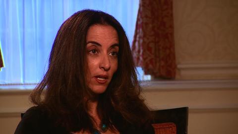 Fifa whistleblower Phaedra Al-Majid on 'culture of secrecy'