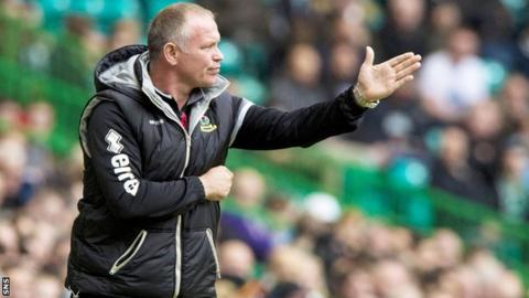 John Hughes has Inverness back in the top six after a sticky start.