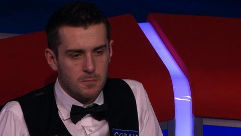 Mark Selby was defeated 6-4 by David Morris